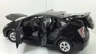 Download Paudi Model Toyota Prius 2012 1:18 scale diecast model car Video