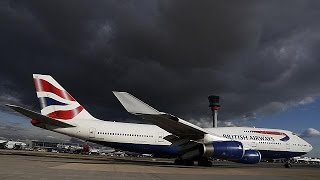 Download British Airways cancels flights amid global I.T. system failure Video