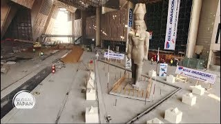 Download How Cairo is Preparing its Massive New Museum - With Japan's Help Video