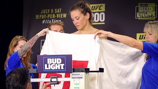 Download UFC 200 Weigh-Ins: Miesha Tate's Tense Moment Video