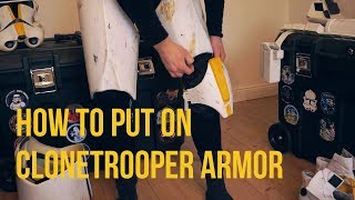 Download How To Put On Realistic Clonetrooper Armor Video