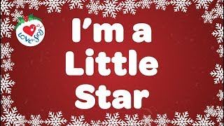 Download I'm a Little Star | Christmas Songs for Kids | Children Love to Sing Video