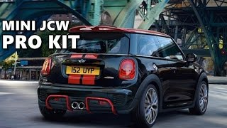 Download MINI John Cooper Works Pro Kit (Factory Upgrade) Video