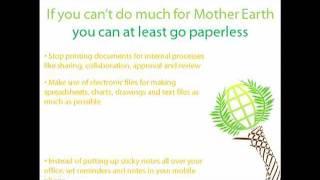 Download Docsvault helps Companies Go Green Video