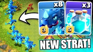 Download A NEW 3 STAR STRATEGY!? - Clash Of Clans - TOWN HALL 12 3 STAR STRATEGY! Video