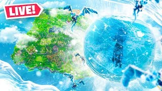 Download The Fortnite ICE STORM EVENT *LIVE*! Video
