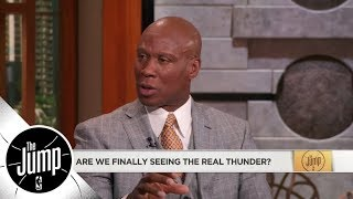 Download Byron Scott on Thunder: You would think they'd have it more together | The Jump | ESPN Video