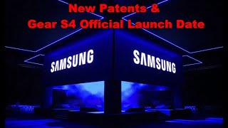 Download Samsung Gear S4 Smartwatch News & Launch Date Revealed - Samsung Patent News - Jibber Jab Reviews! Video