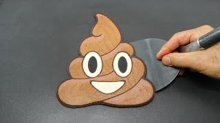 Download Poop PANCAKE POO Emoji Video