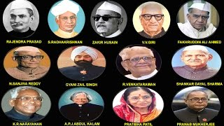 Download INDIAN ALL PRESIDENT LIST WITH PHOTO (1950-2012) || भारत के राष्ट्रपति (1950-2012) Video