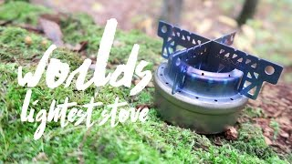 Download Evernew Titanium Alcohol Stove & Cookset Review Video