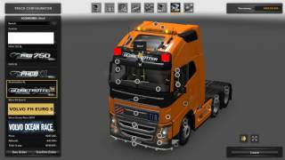 Download New Volvo FH & FH16 2012 ★ ETS2 1.26 Video