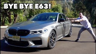 Download REPLACING MY E63 WITH A BMW M5 COMPETITION! Video
