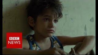 Download Refugee boy stars in Oscar-nominated film - BBC News Video