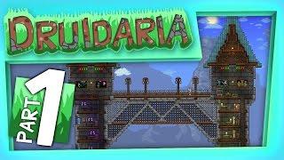 Download Terraria - Let's Build a Castle! (Part One) Video