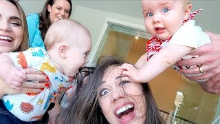 Download BABY'S FIRST PLAY DATE! *ADORABLE* Video