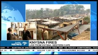 Download Update on Knysna fires: Lerato Thipa Video