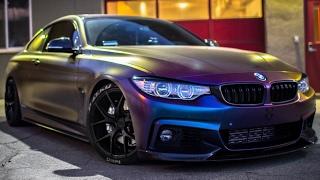 Download Modified BMW 435i - One Take Video
