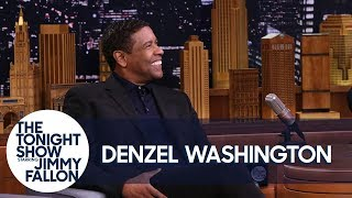 Download Denzel Washington Wonders Where Exactly Drake Tattooed His Face Video