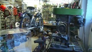 Download Knallertværksted P. Fredsted Cykel og Knallertreparation i Den Gamle By Video