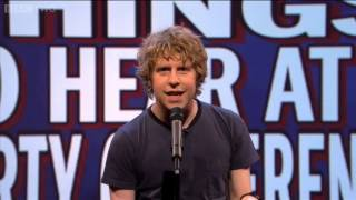 Download Unlikely things to hear at a party conference - Mock the Week - Series 11 Episode 12 - BBC Two Video