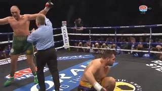 Download Boxing Highlights: The Best of Tyson Fury Video