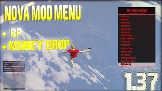 Download GTA 5 PC Online: MONEY DROP + RP! | Nova 1.0 Best Mod Menu! | UNDETECTABLE (SHOWCASE) Video