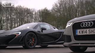 Download Chris Harris on Cars - Living with the McLaren P1 Video