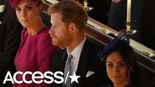 Download The Secret Meaning Behind Meghan Markle & Kate Middleton's Looks At Princess Eugenie's Wedding Video