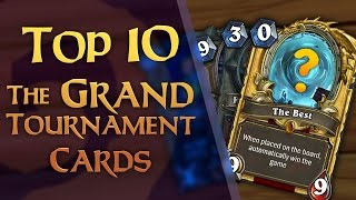 Download Top Ten Hearthstone - The Grand Tournament Cards Video