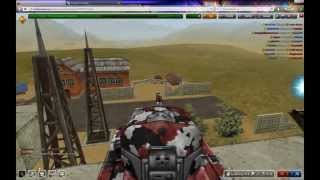 Download Tanki Online Gameplay Railgun M1 and Hornet M1, Corrision in Silence & Iran Video
