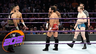 Download Fatal 5-Way Elimination Match for No.1 Contender to Cruiserweight Title: WWE 205 Live: Feb. 7, 2017 Video