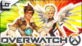 Download NAILED IT! - Overwatch Tracer/Mercy Gameplay Video