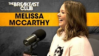 Download Melissa McCarthy On Her Comedy Come Up, Sexism In Hollywood And Her New Movie 'Life Of The Party' Video