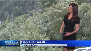 Download CBSLA Morning Weather Brief (April 19) Video