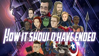 Download How Avengers Endgame Should Have Ended Video