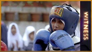 Download India's Wushu Warrior Girl - Witness Video