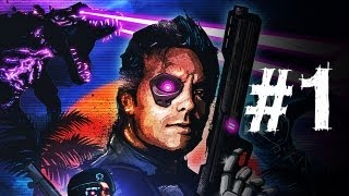 Download Far Cry 3 Blood Dragon Gameplay Walkthrough Part 1 - No Time To Bleed - Mission 1 Video