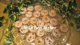 Download كعك العنبر التونسي ليلى بن الازهر Video