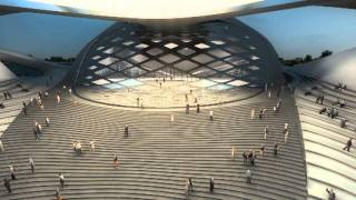 Download Zaha Hadid Architects | Bogota International Convention Centre Video