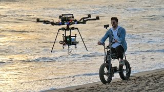 Download HOMEMADE CELL-PHONE DRONE Video