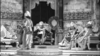 Download karishna as ntr with kouravaas in ntr veerabhimanyu Video