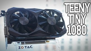 Download Zotac's Smallest GTX 1080 Ever! Video