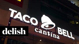 Download Taco Bell Las Vegas | Delish Video