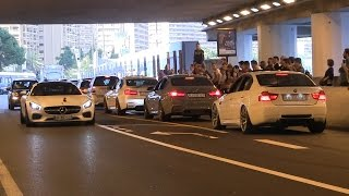 Download CRAZY MADNESS IN THE MONACO F1 TUNNEL! | LOUD REVS + ACCELERATIONS! Video