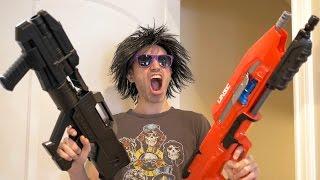 Download NERF GUN HALO WAR! Video