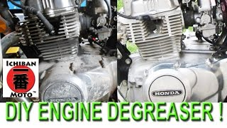 Download How to make diy engine degreaser cleaner for your motorcycle and car Video