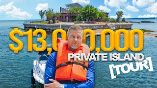 Download $13 Million NYC PRIVATE ISLAND Tour!? | Ryan Serhant Vlog #75 Video