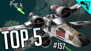 Download Star Wars Battlefront Death Star Top 5 Plays (Chewbacca, Bossk, & Red 5 vs Death Star) WBCW #157 Video