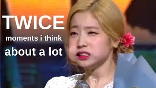 Download twice moments i think about a lot Video